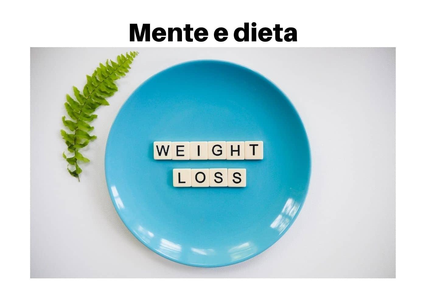 Mente e dieta.